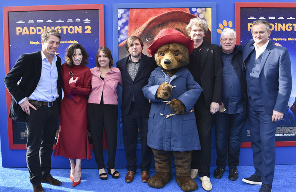 Premiere Of Warner Bros Pictures Paddington  Red Carpet