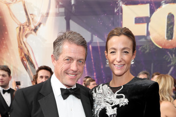 Hugh Grant Anna Elisabet Eberstein IMDb LIVE After The Emmys Presented By CBS All Access