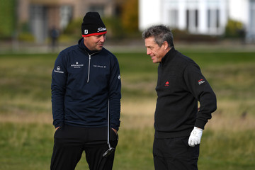 Hugh Grant Alfred Dunhill Links Championship - Day Three