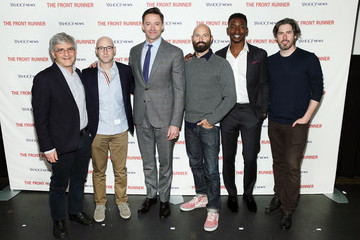 Hugh Jackman Yahoo News And Sony Pictures Private Screening Of 'The Front Runner'