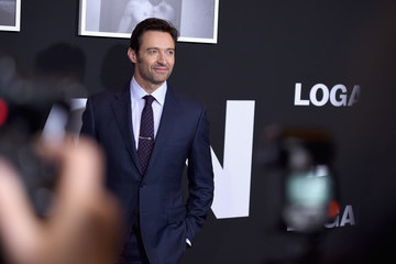 Hugh Jackman 'Logan' New York Special Screening