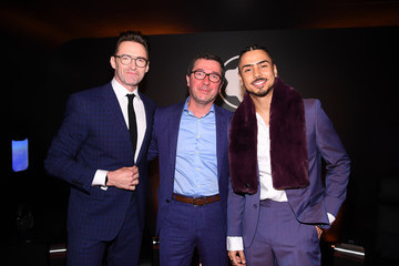 Hugh Jackman Montblanc Celebrates The Launch Of MB 01 Headphones & Summit 2+ With NYC Event