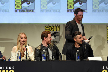 Hugh Jackman The 20th Century FOX Panel at Comic-Con International 2015