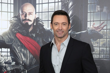 Hugh Jackman 'Pan' New York Premiere - Inside Arrivals