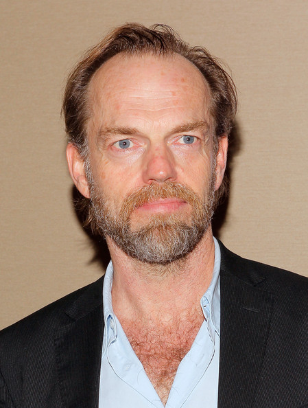 hugo weaving son