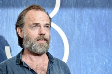 Hugo Weaving 'Hacksaw Ridge' Photocall - 73rd Venice Film Festival