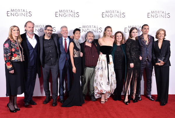 World Premiere Of 'Mortal Engines'