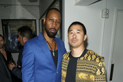 """RZA and Alex Tse attend Hulu's """"Wu-Tang: An American Saga"""" Premiere and Reception at Metrograph on September 04, 2019 in New York City."""