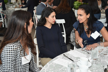 Huma Abedin Fifth Annual Town & Country Philanthropy Summit - Panels