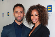 Sherri Saum and Kamar de los Reyes Photos Photo