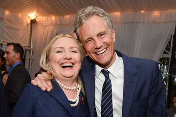 Hillary Clinton John Sykes The Human Rights Campaign, The Global Equity Fund and The Elton John AIDS Foundation Honor Secretary of State Hillary Clinton and Sir Elton John - Inside