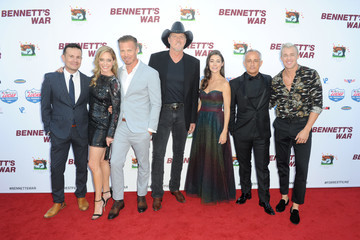 Hunter Clowdus 'Bennett's War' Los Angeles Premiere