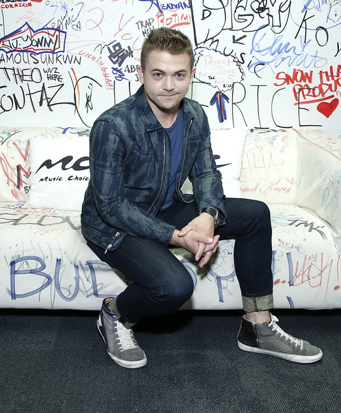 Hunter Hayes Visits Music Choice