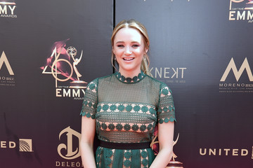 Hunter King 46th Annual Daytime Emmy Awards - Arrivals