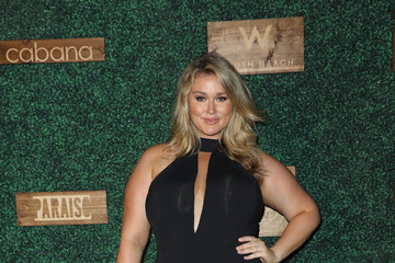 Hunter McGrady 2018 Sports Illustrated Swimsuit At PARAISO During Miami Swim Week, W South Beach - Red Carpet & Front Row