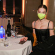 Hunter Schafer FIJI Water At The 30th Annual Gotham Awards