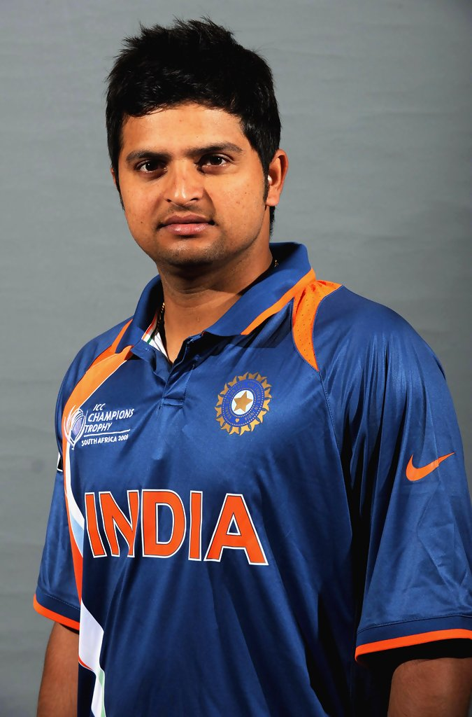 suresh raina 5) suresh raina: a critical cog in the indian odi machine his power packed  innings usually change the course of the games and he is.