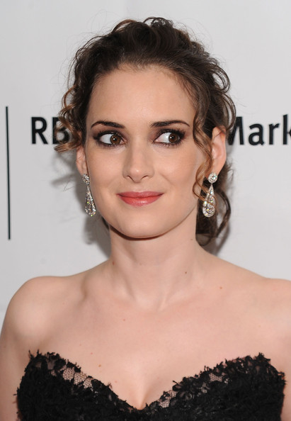 Actress Winona Ryder attends IFP's 20th Annual Gotham Independent Film Awards at Cipriani, Wall Street on November 29, 2010 in New York City.