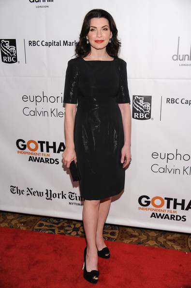 Actress Julianna Margulies attends IFP's 20th Annual Gotham Independent Film Awards at Cipriani, Wall Street on November 29, 2010 in New York City.
