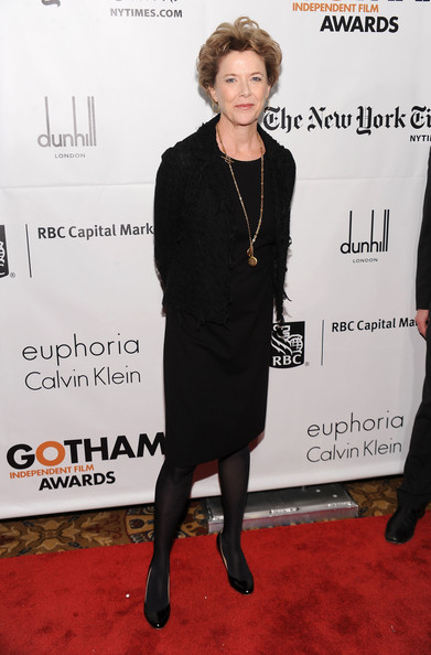 Actress Annette Bening attends IFP's 20th Annual Gotham Independent Film Awards at Cipriani, Wall Street on November 29, 2010 in New York City.