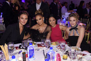 Julia Stiles, Jennifer Lopez, Constance Wu, and Lili Reinhart attend the IFP's 29th Annual Gotham Independent Film Awards at Cipriani Wall Street on December 02, 2019 in New York City.
