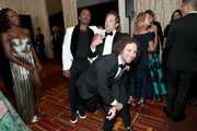 Ego Nwodim, Chris Redd, Beck Bennett and Kyle Mooney attend IMDb LIVE After the Emmys Presented by CBS All Access on September 22, 2019 in Los Angeles, California.