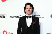 JC Chasez walks the red carpet at the Elton John AIDS Foundation Academy Awards Viewing Party on February 09, 2020 in Los Angeles, California.