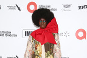 J. Alexander walks the red carpet at the Elton John AIDS Foundation Academy Awards Viewing Party on February 09, 2020 in Los Angeles, California.