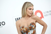 AnnaLynne McCord walks the red carpet at the Elton John AIDS Foundation Academy Awards Viewing Party on February 09, 2020 in Los Angeles, California.