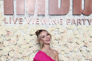 Olivia Jordan attends the IMDb LIVE Viewing Party on March 4, 2018 in Los Angeles, California.