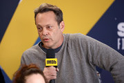 Vince Vaughn of 'Fighting With My Family' attends The IMDb Studio at Acura Festival Village on location at The 2019 Sundance Film Festival - Day 4 on January 28, 2019 in Park City, Utah.