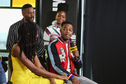 "(L-R) KiKi Layne,Colman Domingo,Stephan James and Teyonah Parris of ""If Beale Street Could Talk"" attend The IMDb Studio presented By Land Rover At The 2018 Toronto International Film Festival at Bisha Hotel & Residences on September 9, 2018 in Toronto, Canada."