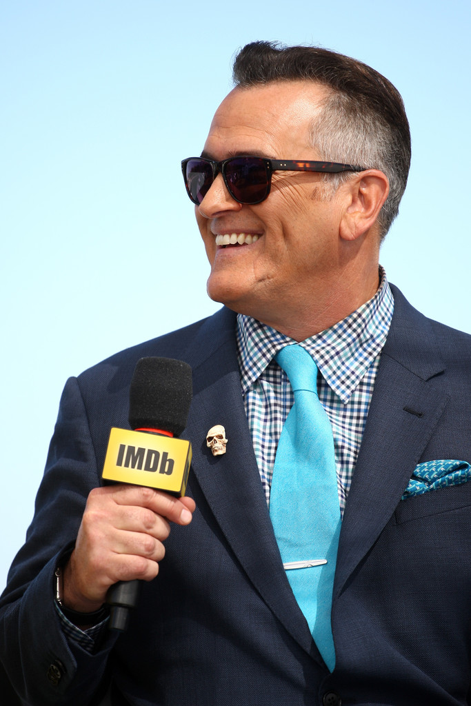 New York Prime >> Bruce Campbell Photos Photos - The IMDb Yacht At San Diego Comic-Con 2016: Day Two - Zimbio