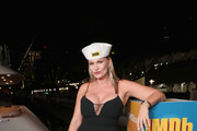 Actor Natasha Henstridge attends the #IMDboat Party at San Diego Comic-Con 2017, Presented By XFINITY on The IMDb Yacht on July 21, 2017 in San Diego, California.