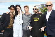Michael Malarkey, Laura Mennell, Aidan Gillen, Kevin Smith and Neal McDonough attend the #IMDboat At San Diego Comic-Con 2018: Day Three at The IMDb Yacht on July 21, 2018 in San Diego, California.