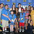 Carlos Valdes Jessica Parker Kennedy Photos - (L-R) Tom Cavanagh, Danielle Panabaker, Danielle Nicolet, Grant Gustin, Carlos Valdes, Jessica Parker Kennedy, Hartley Sawyer and Make-A-Wish Foundation recipients attend the #IMDboat At San Diego Comic-Con 2018: Day Three at The IMDb Yacht on July 21, 2018 in San Diego, California. - #IMDboat At San Diego Comic-Con 2018: Day Three