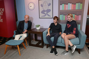Kelsey Grammer, Jude Gordon Grammer and Mason Olivia Grammer attend the #IMDboat at San Diego Comic-Con 2019: Day Three at the IMDb Yacht on July 20, 2019 in San Diego, California.