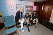 Kelsey Grammer, Aparna Nancherla, Lily Stuart Streiff and Frank Lesser attend the #IMDboat at San Diego Comic-Con 2019: Day Three at the IMDb Yacht on July 20, 2019 in San Diego, California.