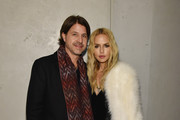 Rodger Berman  and Rachel Zoe attend NYFW: The Shows Celebration hosted by Amazon Echo Look on February 11, 2018 in New York City.
