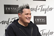 Designer Isaac Mizrahi speaks during the IMNYC Fashion presentation with Isaac Mizrahi at Lord & Taylor on October 6, 2016 in New York City.