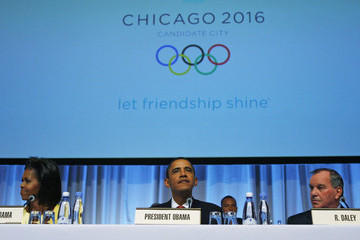 Richard M. Daley IOC 2016 Olympic Venue Announcement - Day Two