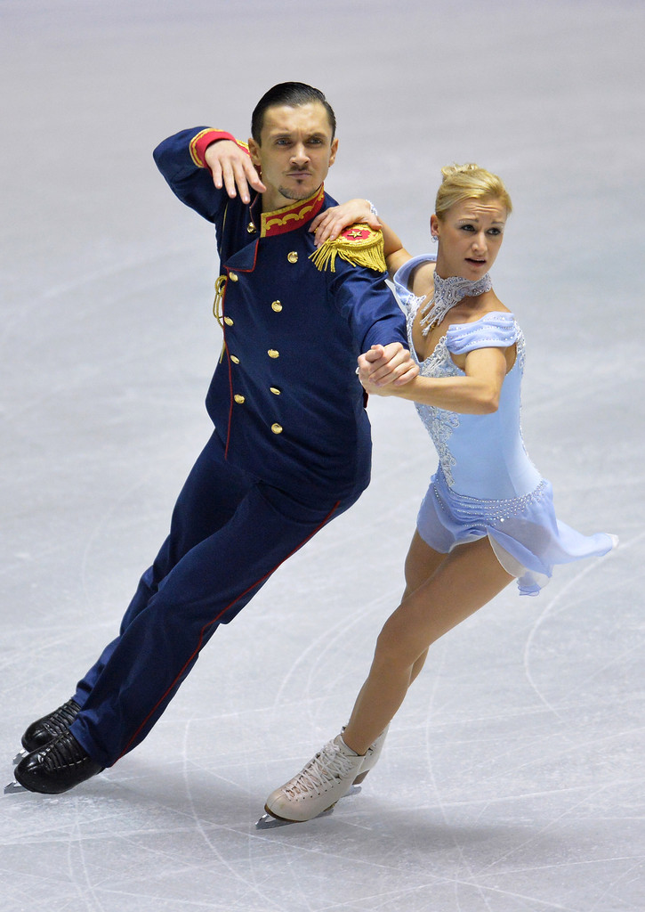 The Most Famous Olympic Pair Figure Skaters
