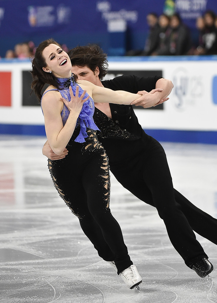 "virtue moir dating Tessa virtue and scott moir discussed their brief dating relationship early on in their ice-dance partnership in an interview on ""ellen"" published tuesday no, they are not currently dating, as was reported when they won their second olympic ice dance title in pyeongchang ""if we were, we."