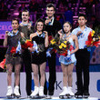 Fedor Klimov and Wenjing Sui Photos
