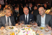 Georges Kern and Christoph Waltz Photos Photo