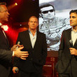 Dario Franchitti and Mike Kelly