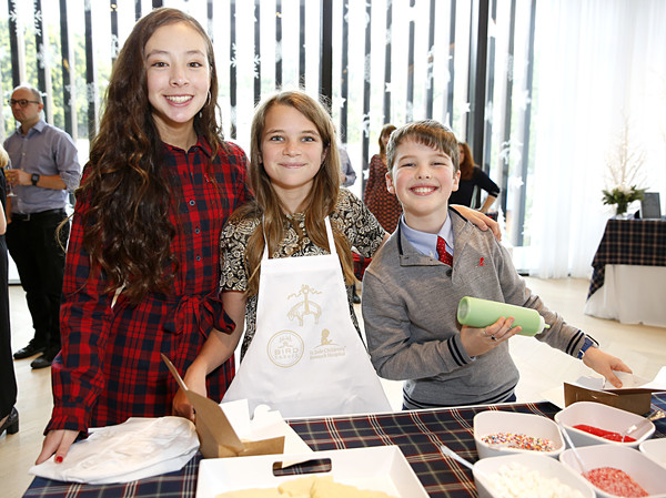 Brooks Brothers Hosts Annual Holiday Celebration To Benefit St. Jude At West Hollywood EDITION