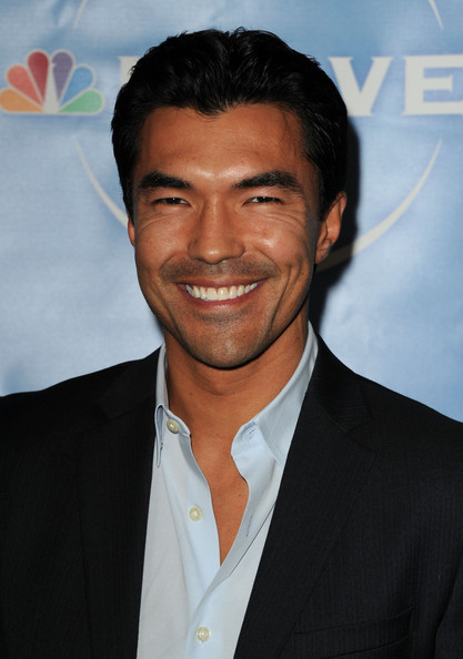 Ian Anthony Dale Actor Ian Anthony Dale arrives at the NBC Universal