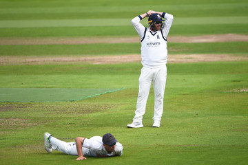 Ian Bell Warwickshire vs. Durham - Specsavers County Championship: Division Two