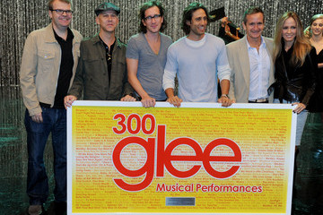 "Ian Brennan ""GLEE"" 300th Musical Performance Special Taping"